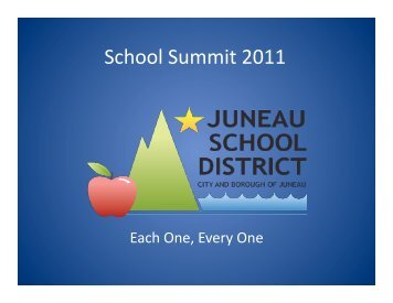 School Summit 2011 - KTOO