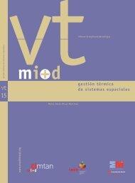 15. Gestión térmica de sistemas espaciales - Madri+d