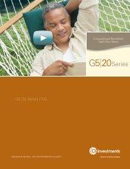G5|20 Series FAQ - CI Investments