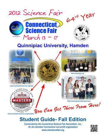Download - Connecticut State Science Fair