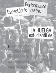Performance teatro: - Casa de las Américas
