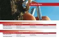 Discipline Alpine - Comune di Savona