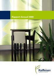 Rapport Annuel 2009 - paperJam