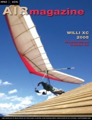2005-09 - Hang Gliding and Paragliding Association of Canada