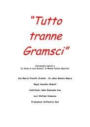 Consulta la scheda dello spettacolo - Sardegna Cultura