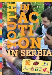 Download the publication in PDF / 10.3MB - Mladi u akciji
