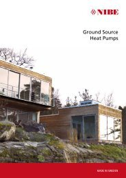 Ground Source Heat Pumps - Artizan Heating