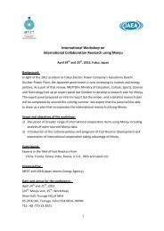 International Workshop on International Collaboration Research ...
