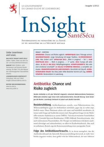 InSightSantéSécu - Ministère de la sécurité sociale