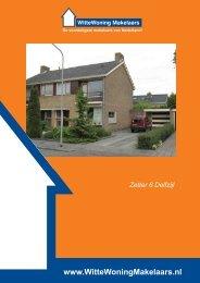 Brochure in PDF - Witte Woning Makelaars