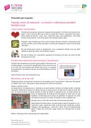 Familja vend i të mësuarit – si mund t`i ndihmojnë prindërit fëmijët e ...