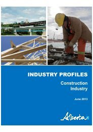 Industry Profiles: Construction Industry