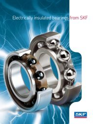 Electrically insulated bearings from SKF - Why www.brg-catalogues ...