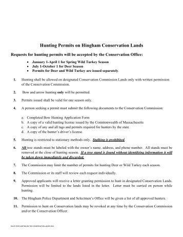 Sheetmetal mechnical permit application for Fishing license ma