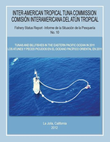 inter-american tropical tuna commission - Comisión Interamericana ...