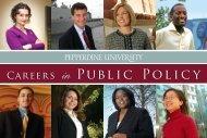 Careers - Pepperdine University School of Public Policy