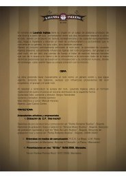 RESEÑA LAVANDA INGLESA - La Plataforma