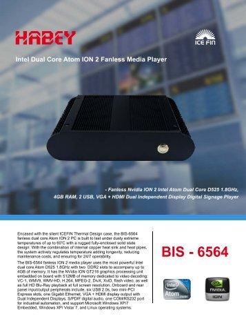 BIS-6564 - Habey USA