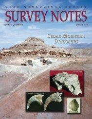 January 2005 - Utah Geological Survey - Utah.gov