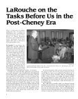 The Tasks Before Us in the Post-Cheney Era The Tasks ... - LaRouche - Page 3