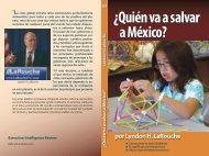¿Quién va a salvar a México? - Executive Intelligence Review