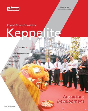February 2009 - Keppel Corporation
