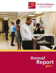 Audited Consolidated Financial Statements - FirstCaribbean ...