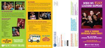 PL AY, - Walnut Street Theatre