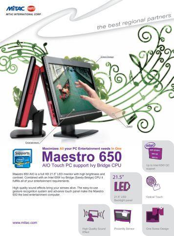 Maestro 650