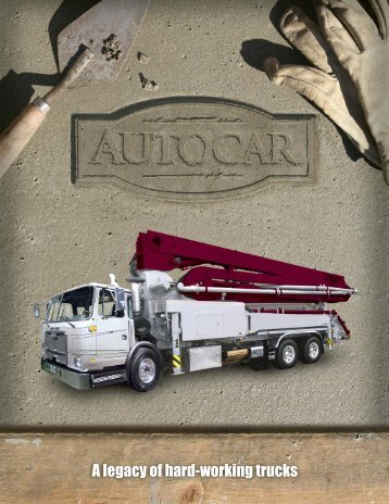 A legacy of hard-working trucks