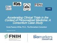 I-SPY 2 Trial - Molecular Diagnostics for Cancer Drug Development
