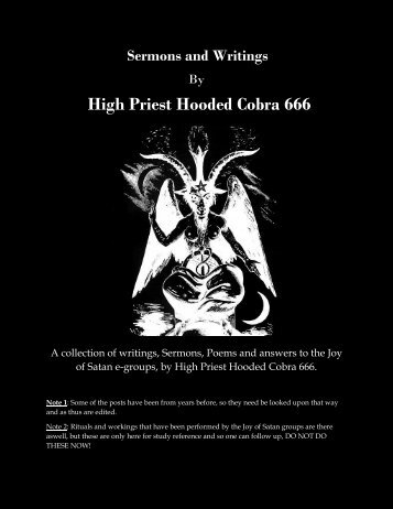 Hphoodedcobra666vol1