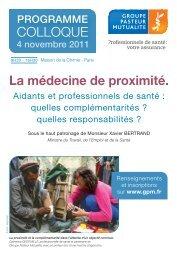 Programme colloque 2011_150x220_doc - Capgeris