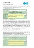 Czech POINT Katastr nemovitostí - Extranet - Page 3