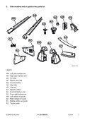Parts and Accessories. Installation Instructions. - Клуб владельцев ... - Page 5