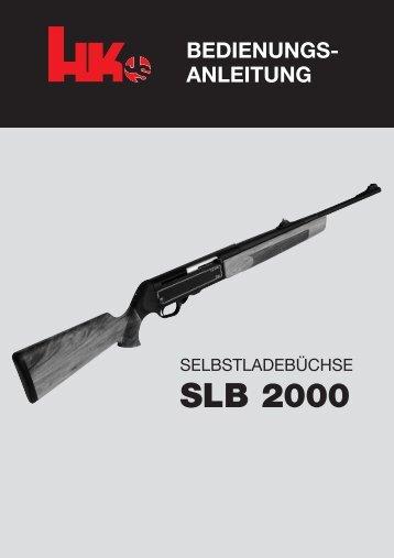 SLB 2000 - Waffen Braun