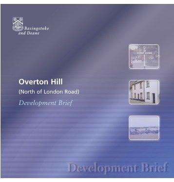 Overton Hill - Basingstoke and Deane Borough Council