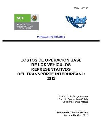 Descarga gratuita - Instituto Mexicano del Transporte