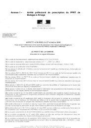 Annexes 1 à 3 note présentation PPRT - DREAL des Pays de la Loire