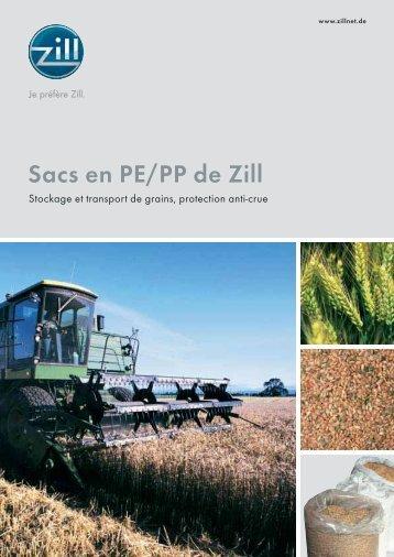 Sacs en PE/PP de Zill - Zill GmbH & Co. KG