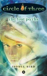 Five Paths txt ed3 excerpt 8/8/01 - HarperCollins Publishers
