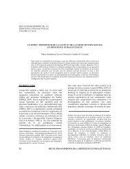 Télécharger l'article (PDF) - CROS de Poitou-Charentes