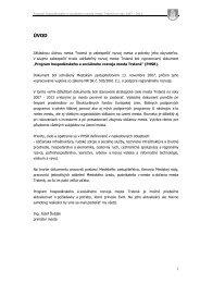 Program hospodárskeho a sociálneho rozvoja - Mesto Trstená