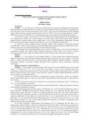 Tebliğ (No: 2009/6) - Dış Ticaret Müsteşarlığı
