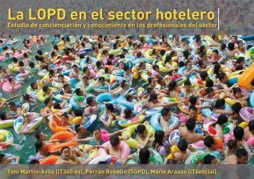 La LOPD en el sector hotelero - IT360.es