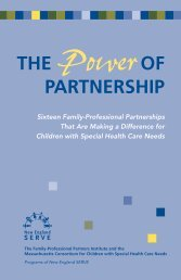 The Power of Partnership in Healthcare - SPAN