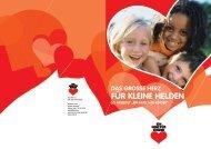 FÜR KLEINE HELDEN - Ein Herz für Kinder
