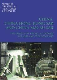 CHINA, CHINA HONG KONG SAR AND CHINA MACAU SAR