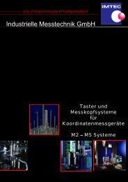 Artikel-Nr. - IMTEC Industrielle Messtechnik GmbH