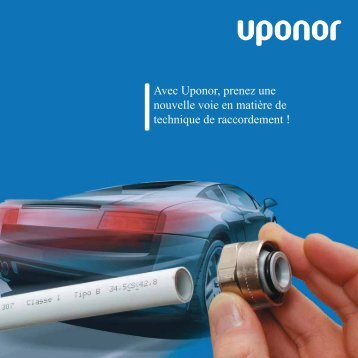 Uponor raccord à visser commerciale - Nathan Import/Export